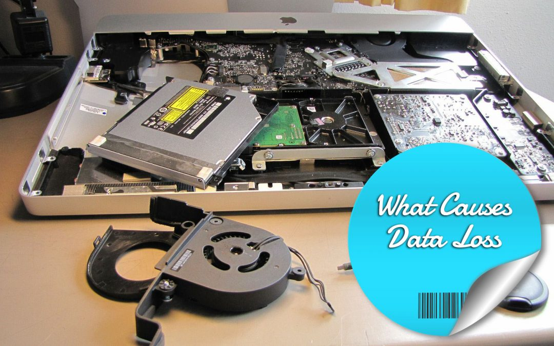 What Causes Data Loss