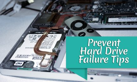 Tools to Prevent Hard Drive Failure
