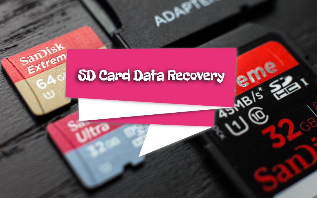 SD Card and USB Data Recovery